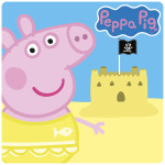 Peppa Pig: Sandcastles Digital Giveaway