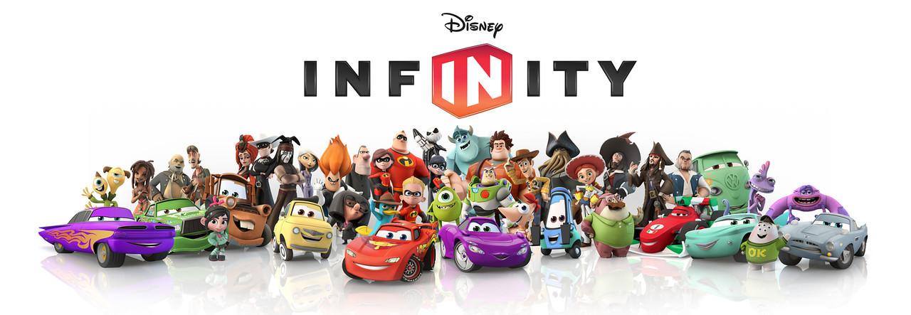 [10] Melhores Jogos Baseados em Cartoons Disney-infinity-characters