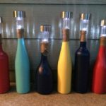 solar wine bottle lights