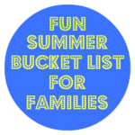 Summer Bucket List 80 Fun Things To Do