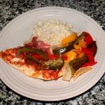 Salsa Chicken Meal Prep